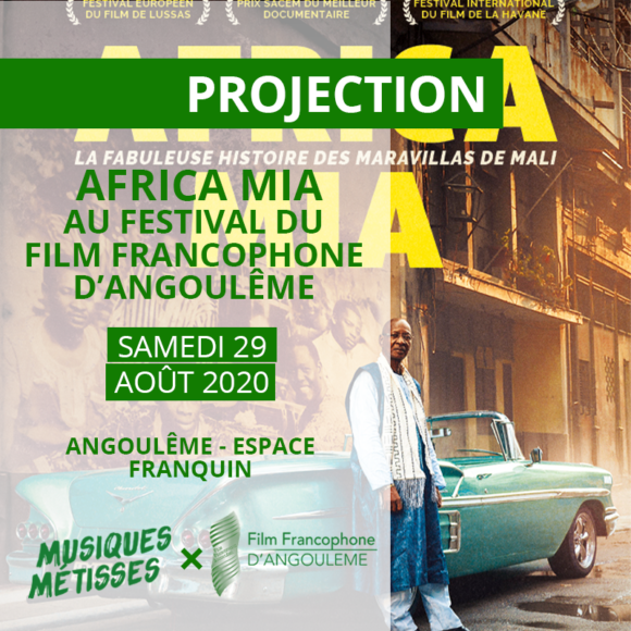 Projection Africa Mia